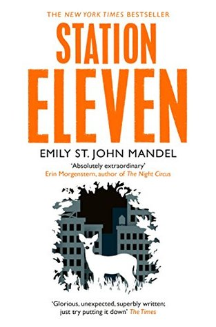Book Review – Station Eleven by Emily St. John Mandel.