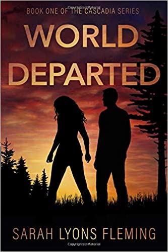 Book Review – World Departed by Sarah LyonsFleming